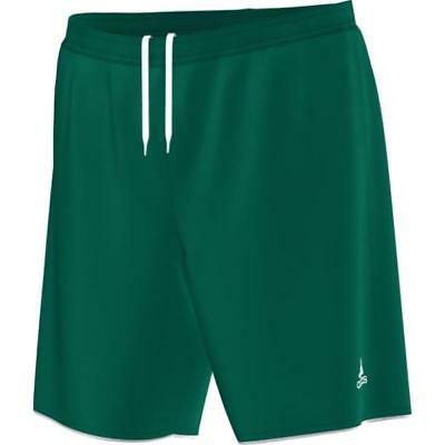 "New Adidas Mens Parma Shorts Size Waist Medium 32"" Green"