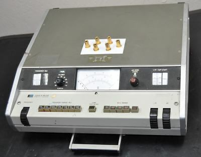Hewlett-Packard, Model Q-Meter 4342A