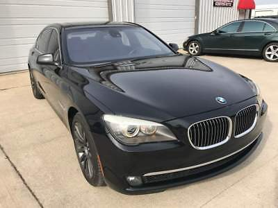 2011 BMW 7-Series ACTIVE HYBRID 7 455 HORSE POWER 515 LBS TORQUE V8 TWIN TURBO 455 HORSE POWER 516 LBS OR TORQUE, HEATED AC SEATS, $109,000 MSRP