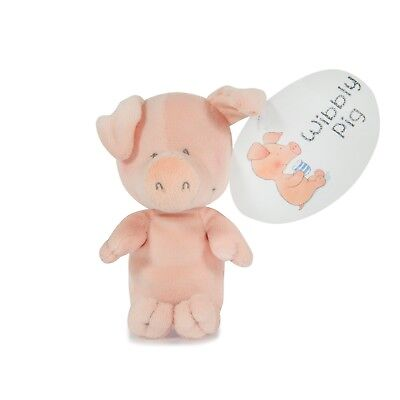 Wibbly Pig Plush by Mick Inkpen Official Toy