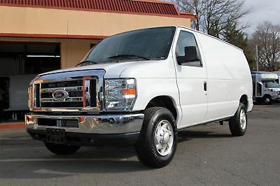 Ford E250 Cargo VERY NICE 2014 MODEL FORD E250 CARGO VAN....UNIT# 3883T