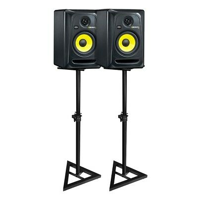 KRK Rokit RP5 G3 Studio Monitor (Pair) With Speaker Stands
