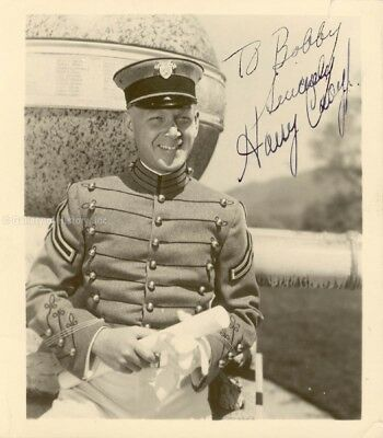 Harry Carey Jr. - Inscribed Photograph Signed