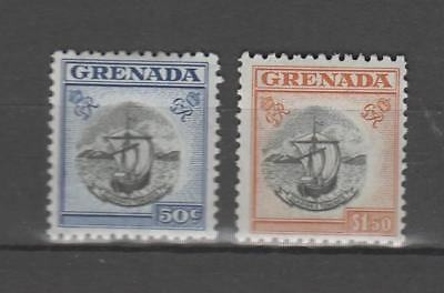 World lots #7 - Grenada Badge of the Colony MH