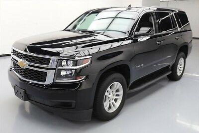 Chevrolet Tahoe LT Texas Direct Auto 2018 LT Used 5.3L V8 16V Automatic 4X2 SUV Bose OnStar