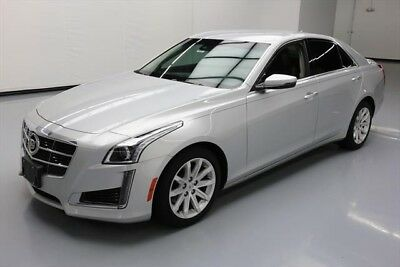 Cadillac CTS 3.6L Luxury Collection 2014 3.6L Luxury Collection Used 3.6L V6 24V Automatic RWD Sedan Bose OnStar