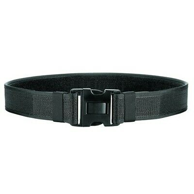 "Bianchi 31323 Large 40""-46"" Waist Black 8100 Patrol Tek 2"" Web Duty Belt"