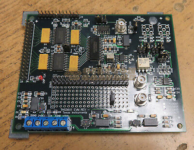 Texas Instruments THS5661 EVM Evaluation Module for THS5661