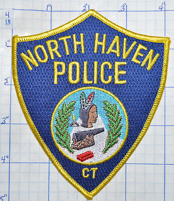 Connecticut, North Haven Police Dept Patch
