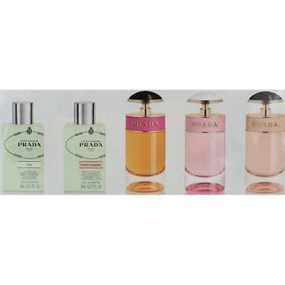 Prada Infusion D'Iris EDT Damen Set | cod. I159393 AT