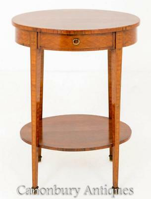 French Empire Side Table Occasional Tables Circa 1880