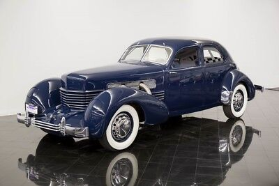 1937 Cord 812 Beverly Supercharged 1937 Cord 812 Beverly Supercharged