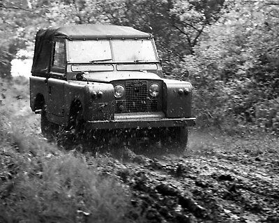 1969 ? Land Rover 88 Regular Factory Photo cb0295