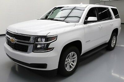Chevrolet Tahoe LT Texas Direct Auto 2017 LT Used 5.3L V8 16V Automatic 4X4 SUV Bose OnStar