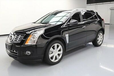 Cadillac SRX Performance Collection Texas Direct Auto 2015 Performance Collection Used 3.6L V6 24V Automatic FWD SUV