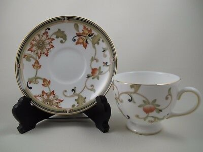 OBERON by WEDGWOOD Porcelain Cup & Saucer Set Multiple Available EXCELLENT