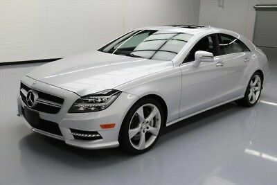 Mercedes-Benz CLS-Class CLS 550 Texas Direct Auto 2014 CLS 550 Used Turbo 4.7L V8 32V Automatic RWD Sedan