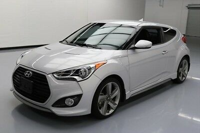 Hyundai Veloster 3dr Coupe Texas Direct Auto 2015 3dr Coupe Used 1.6L I4 16V Automatic FWD Hatchback