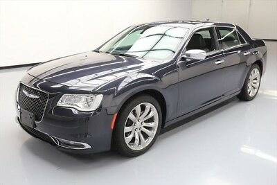 Chrysler 300 Series C Texas Direct Auto 2017 C Used 3.6L V6 24V Automatic RWD Sedan