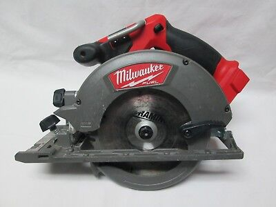 """Milwaukee M18 FUEL 18V Cordless Brushless 6-1/2"""" Circular Saw 2730-20 Tool Only"""