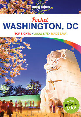 WASHINGTON DC LONELY PLANET Pocket Guide