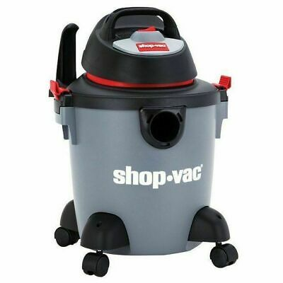 Shop-Vac 5982500 Corded 5 Gallon 2.0 Peak HP Wet / Dry Utility Vacuum
