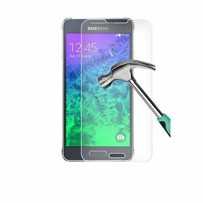 Tempered Glass Screen Protector Protection For Samsung Galaxy Alpha SM-G850