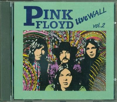 Pink Floyd - Live At Earls Court London Uk 21980 Live Wall 2 Cd Eccellente