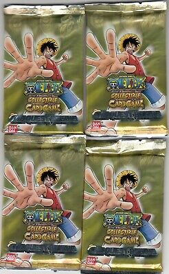 One Piece The Quest Begins Card Game Mini Booster Box (12 packs)BANDAI ASIA x 8