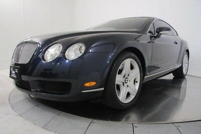 Bentley Continental GT  2006 BENTLEY CT COUPE, 1 OWNER, CARFAX CERTIFIED, STUNNING, 28K MILES