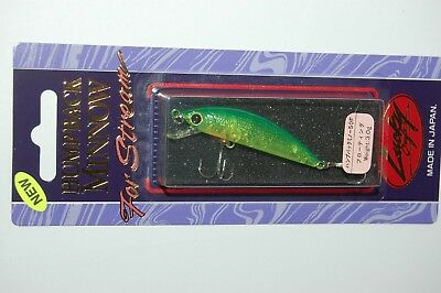 238 Ghost Minnow Lucky craft Humpback minnow 50SP