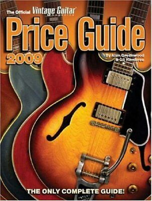 The Official Vintage Guitar Magazine Price Guide: The Only... | Buch | gebraucht