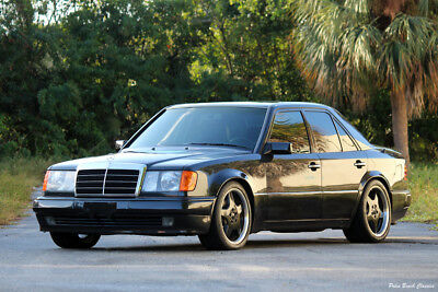 1992 Mercedes-Benz 500-Series  1992 Mercedes Benz 500E