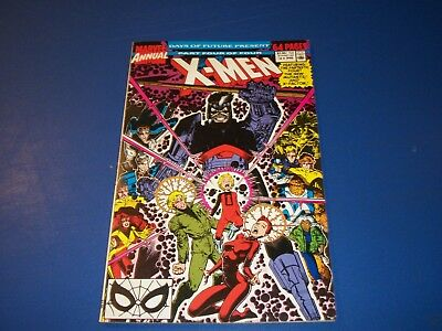 Uncanny X-men Annual #14 1st Gambit Key Issue