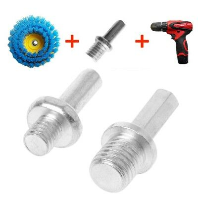 M10/M14 Connector Adaptor For Cleaning Brush Used On Electric Drill