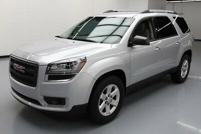 GMC Acadia SLE-2 Texas Direct Auto 2015 SLE-2 Used 3.6L V6 24V Automatic FWD SUV OnStar