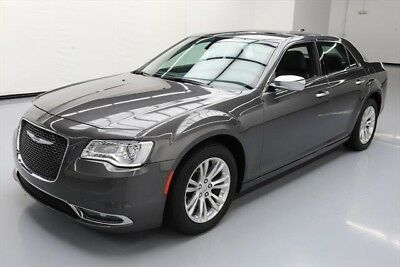 Chrysler 300 Series C Texas Direct Auto 2017 C Used 3.6L V6 24V Automatic RWD Sedan Premium