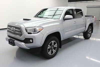 Toyota Tacoma 4x4 TRD Sport 4dr Double Cab 5.0 ft SB 6A Texas Direct Auto 2017 4x4 TRD Sport 4dr Double Cab 5.0 ft SB 6A Used Automatic