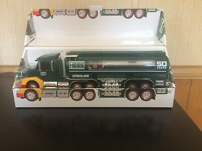 2014 Hess Toy Truck 1964-2014 Anniversary Tanker Set New  Condition