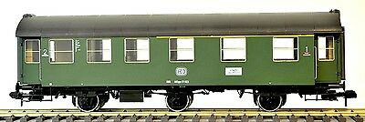 5810 Marklin Scale 1 Passenger Car 1st & 2nd class, with INTERIOR LIGHT, DB NIB