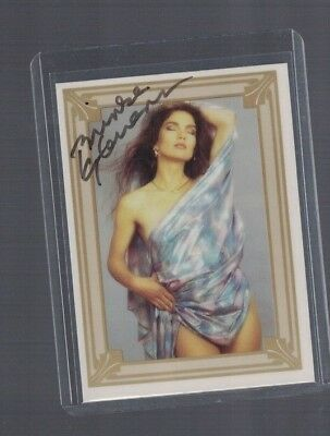 Brinke Stevens Scream Queen Actress Signed Trading Card W/Our COA