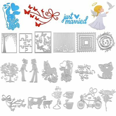 New Arrival Metal Cutting Dies Stencils Scrapbook Paper Card Craft Embossing DIY
