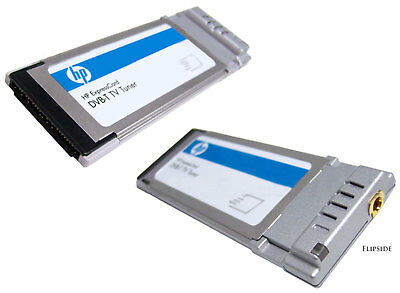 HP DVB-T Notebook TV Tuner ExpressCard  New 412175-002 Card ONLY NO-Accessories/
