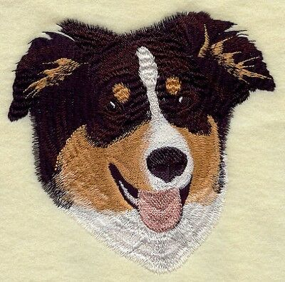 Embroidered Ladies Fleece Jacket - Australian Shepherd I1242 Sizes S - XXL