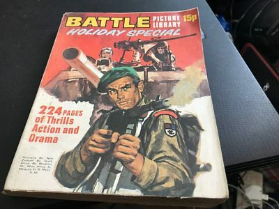 Battle Picture Library Holiday Special 1972