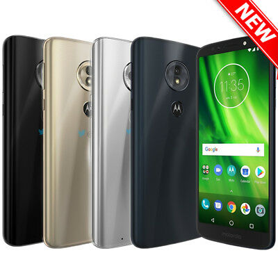 "Motorola Moto G6 Play XT1922 (FACTORY UNLOCKED) 5.7"" 32GB 3GB RAM"