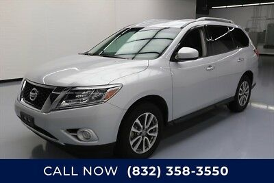 Nissan Pathfinder 4x4 S 4dr SUV Texas Direct Auto 2016 4x4 S 4dr SUV Used 3.5L V6 24V Automatic 4X4 SUV