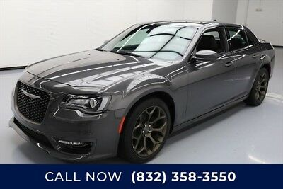 Chrysler 300 Series S Alloy Edition 4dr Sedan Texas Direct Auto 2017 S Alloy Edition 4dr Sedan Used 3.6L V6 24V Automatic RWD