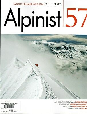 MM - Alpinist Magazine 57 - New with very minor marks on cover from shelf