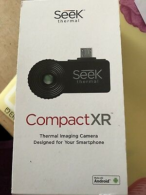 Seek Thermal Compact Xr Thermal Imaging Camera Android